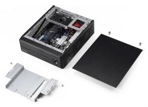 SHUTTLE Barebone XPC slim XH170V Sockel LGA 1151 2