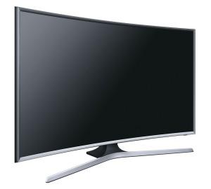 Die Funktionsweise eines Curved TV kurz erklärt.