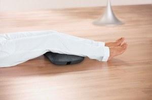 Sanitas-Beinmassage Massagekissen