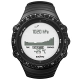 Der Suunto Uhr CORE REGULAR, schwarz, One size, SS014809000 hat den 2. Platz.