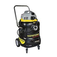 TORPEDO Teichschlammsauger zur Schwimmteich / Teichreinigung