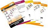 Tabellenfoto-Stop-Trainingskarten-Koordinationsleiter