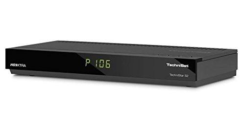 Sat Receiver TechniStar S2 von TechniSat von vorne