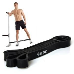 Uebung-Bein-Mann-Freeto-Fitnessband