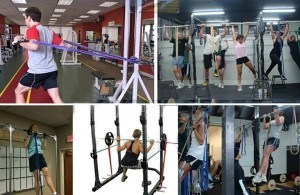 Uebungen-Fitnessband
