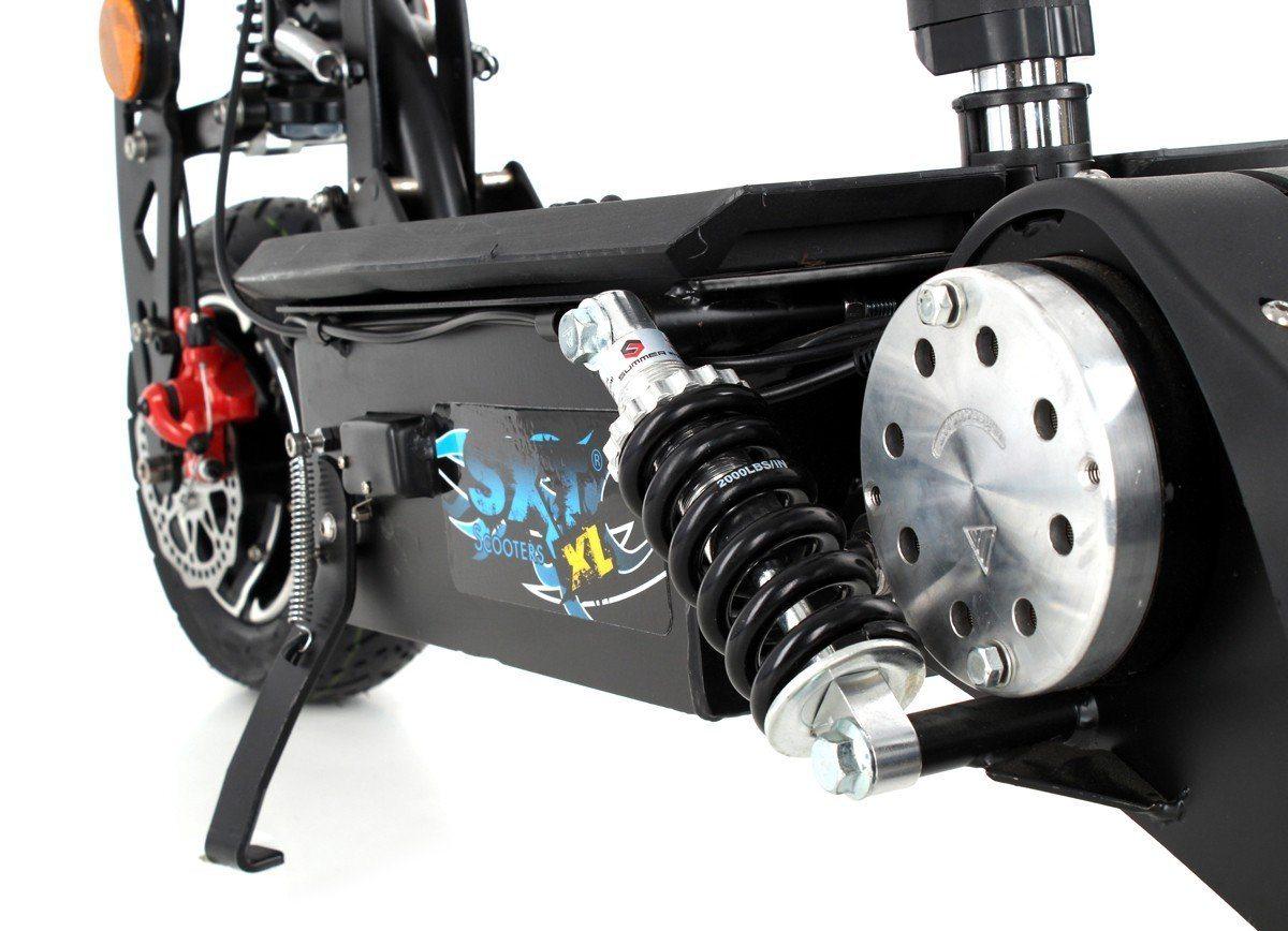 Wie funktioniert ein Elektro Scooter?