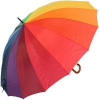 Rainy Days Golfschirm Partnerschirm XXL Regenbogen im Vergleich