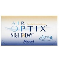 Air Optix Night & Day Aqua Kontaktlinsen Test