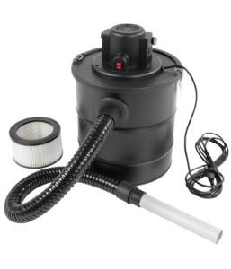 Aschesauger 1200W 20 Liter mit auswaschbarem Feinfilter