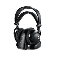 Das HG-13B ist ein leichtgewichtiges, kabelloses Kopfhörersystem mit offenen, ohraufliegenden (Over-Ear-)Kopfhörern. Diese Kopfhörer sind ideal, wenn Sie sich gern bewegen, während Sie Ihre Lieblingsmusik hören.