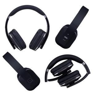 Der August EP650 – Bluetooth NFC Kopfhörer ist sehr flexibel.