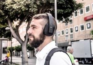 Die Bluetooth Verbindung des August EP650 – Bluetooth NFC Kopfhörer ist sehr gut.
