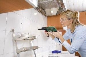 Bosch DIY Schlagbohrmaschine PSB 500 RE, Tiefenanschlag, Zusatzhandgriff, Koffer (500 Watt, max. Bohr-Ø: Holz: 25 mm, Beton: 10 mm)