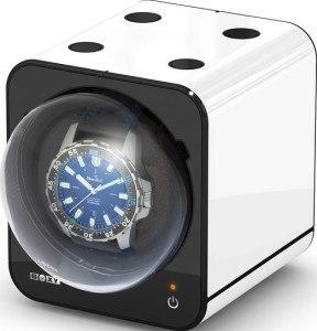 Boxy Fancy Brick Uhrenbeweger von Beco Technic