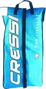 Das Cressi Schnorchel Set wird mit einer praktischen Tasche geliefert.