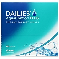 Dailies AquaComfort Plus Kontaktlinsen Test