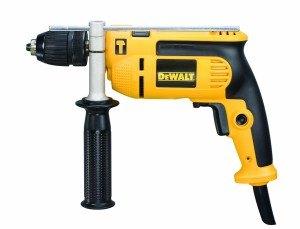 Dewalt DWD024S-QS Schlagbohrmaschine 1-Gang R/L 650 W, 10 mm