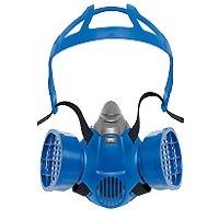 Die Dräger X-plore 3300 Atemschutz Halbmaske hat den 2. Platz.