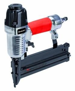 Einhell Druckluft Tacker und Nagler Set passend für Kompressoren (Arbeitsdruck 8,3 bar, Luftverbrauch 0,66 l/Schuss, inkl. Zubehör, im Koffer)