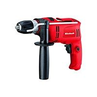 Einhell Schlagbohrmaschine TC-ID 650 E (650 W, Bohrleistung Ø Holz 25 mm, Beton 13mm, Metall 10 mm, Metall-Tiefenanschlag, Gürtelhaken)