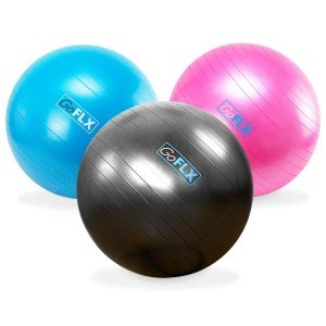 Der GoFLX 65cm Gymnastikball für Sie getestet.