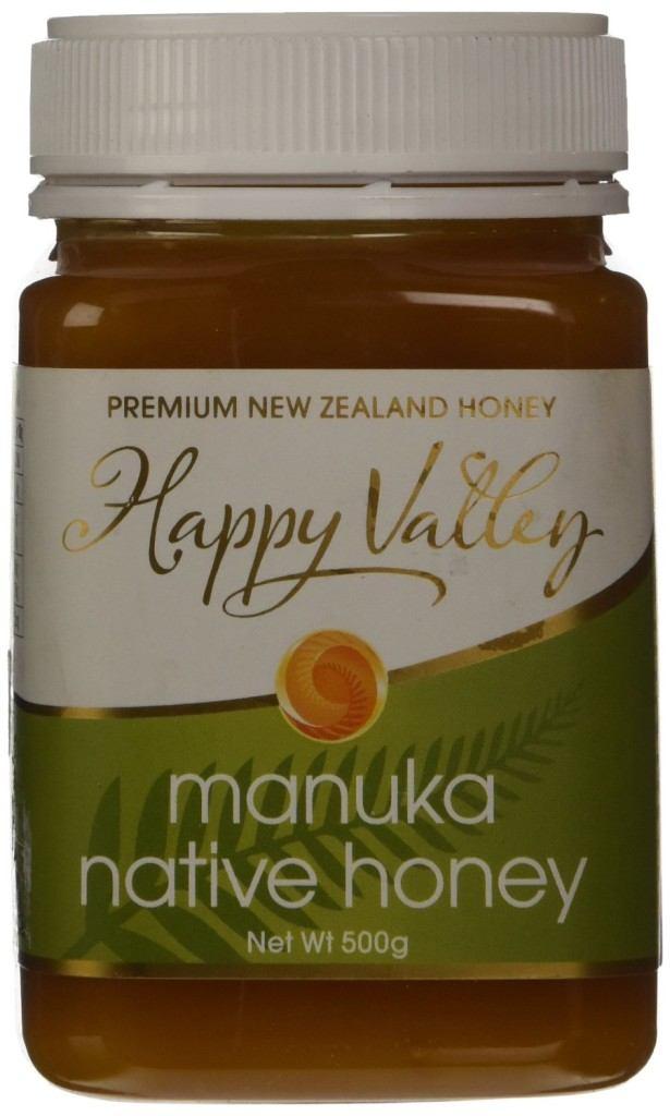 Happy Valley Neuseelaendischer Manuka Roher Honig 500g