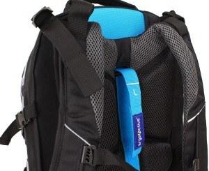 Der Rucksack ist eine Weiterentwicklung zur Rückentrage.