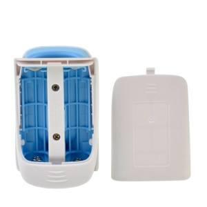 Batterien sind beim Instant Pulsoximeter von Inkint mit im Lieferumfang.