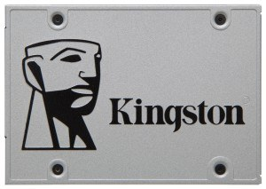 Kingston SSDNow UV400 240 GB solid state drive 2.5 Zoll SATA 3 Stand-alone drive