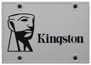 Kingston SSDNow UV400 240 GB solid state drive 2.5 Zoll SATA 3 Stand-alone drive