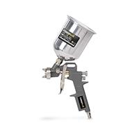 Lackierpistole Spritzpistole Sprühpistole als Fliesbecherpistole oder Saugpistole - BASIC oder PROFI Ausführung zur Auswahl
