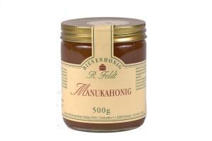 Der Manuka Honig, vom Neuseel. Teebaum, kräuterartig, 500g von unseren Experten für Sie getestet.