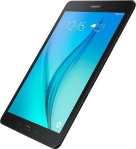 Samsung Galaxy Tab A T550N 24,6 cm (9,7 Zoll) WiFi Tablet-PC (Quad-Core, 1,2 GHz, 16 GB, Android 5.0) schwarz