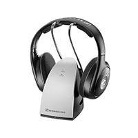 Mit dem Funkkopfhörer RS 120 RF genießen Sie den ausgezeichneten Klang ohne lästige Kabel und mit voller Bewegungsfreiheit.