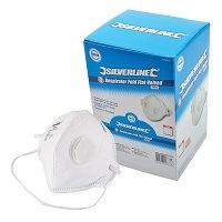 Die Silverline 633895 FFP3-Atemschutzmaske ist der Testsieger.