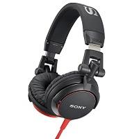 Der Sony MDR-V55/BR DJ Stereo Kopfhörer im Test.