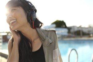 Der Sony MDR-V55/BR DJ Stereo Kopfhörer ist in vielen Test Preis-Leistungs-Sieger.