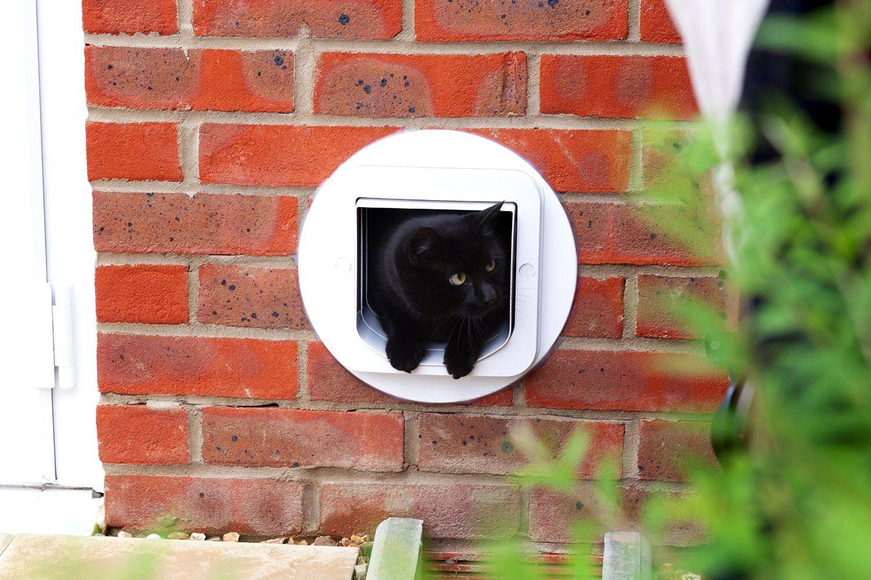 SureFlap SUR001 Mikrochip Katzenklappe 2