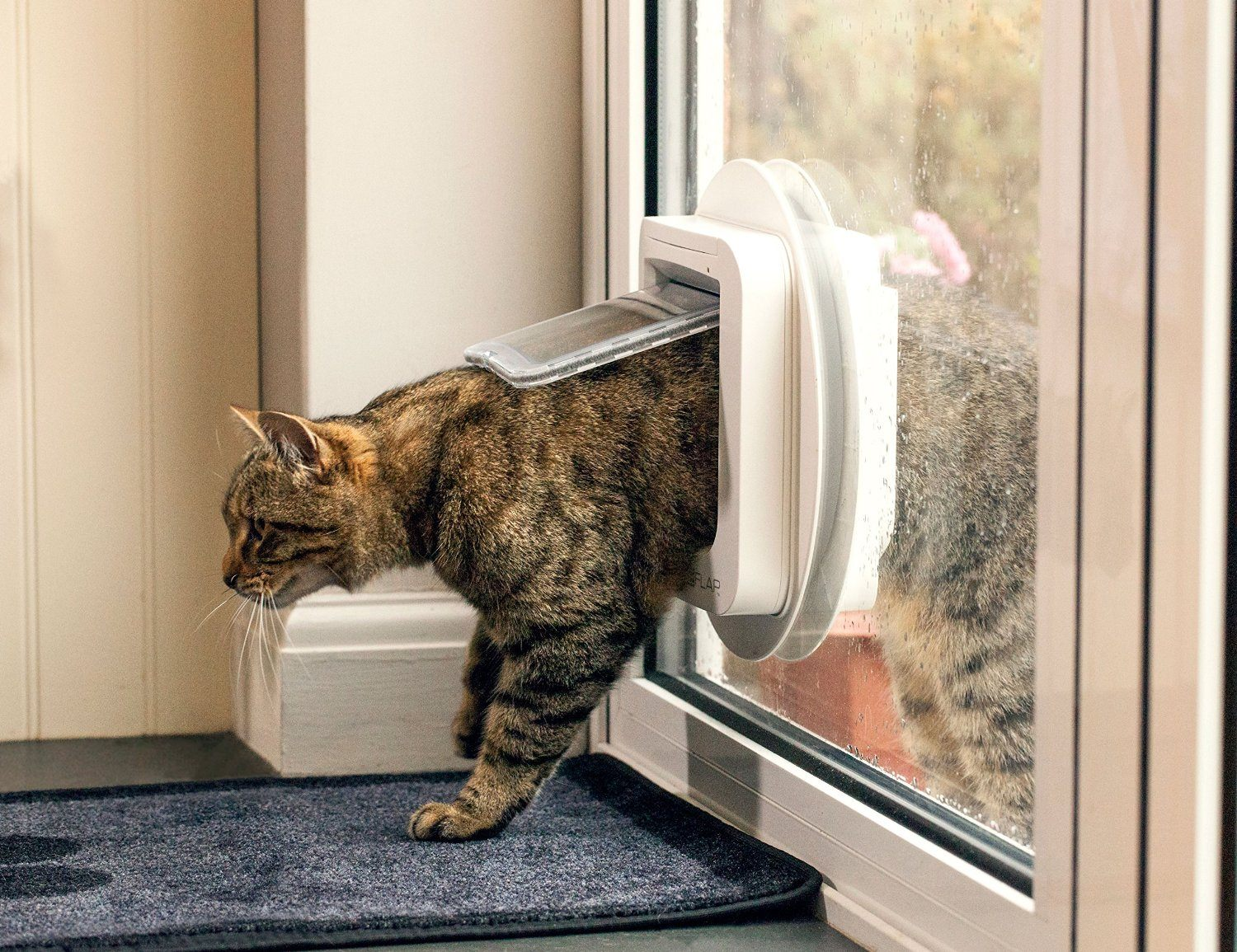 Cat Mate Cat Flap Tunnel