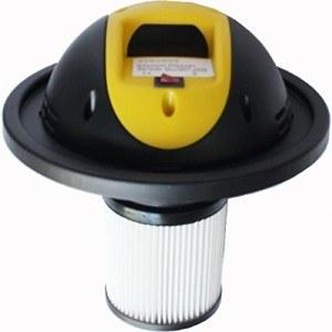 Syntrox Germany Basic 1600 Watt Edelstahl 18 - 20 Liter Aschesauger mit Motor Feinstaubsauger Aschestaubsauger
