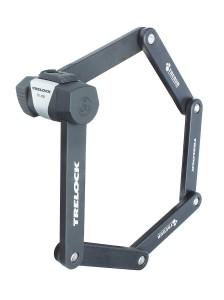 Stabilität und Funktionalität zeichnen das TRELOCK Faltschloss FS 455 aus.