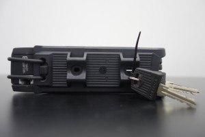 Trelock Faltschloss FS 300/85 Trigo ZT