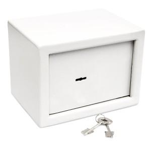 Der Relaxdays Minisafe – Minitresor – Wand- bzw. Möbeltresor mit Schlüsselschloss im Vergleich.