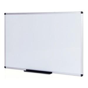 VIZ-PRO Whiteboard - mit Alurahmen, magnetisch - 60 x 45 cm