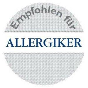 Empfohlen für Allergiker