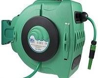 Die as-Schwabe Automatik-Wasserschlauch-Trommel im Test der Gartenschläuche.