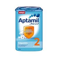 Folgemilch von Aptamil
