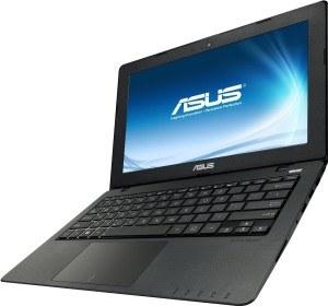 Asus F200CA-KX091DU 29,46 cm (11,6 Zoll) Netbook (Intel Celeron 1007U 1,5GHz, 2GB RAM, 320GB HDD, Intel HD Graphics, Linux, QWERTZ-Tastatur) blau