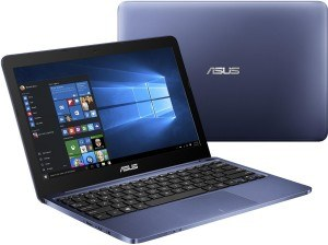 Asus F205TA-FD0063TS 29,5 cm (11,6 Zoll) Notebook (Intel Atom Z3735F, 2GB RAM, 32GB eMMC, HD Graphic, Win 10 Home) blau inkl. Office 365 Personal