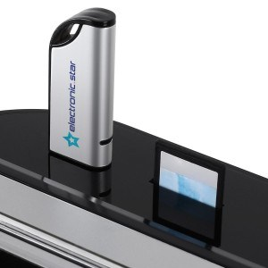 Auna VCP191 Kompaktanlage Mikroanlage Stereoanlage (MP3-CD, USB, SD, AUX, inkl. Fernbedienung) silber